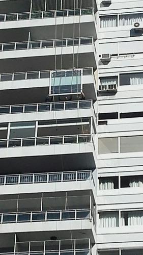 bajar subir muebles con sogas econón mejor puntaje piso 38º