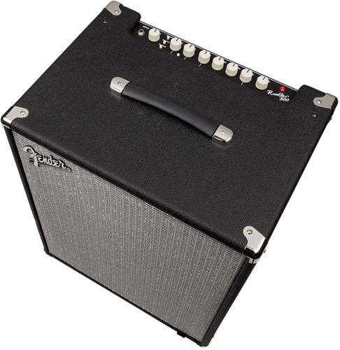bajo 500 500w fender amplificador