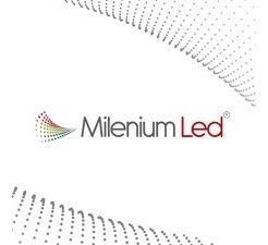 bajo alacena led tactil 50 cm 10w dimerizable touch led