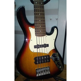 Bajo Cort Gb35a 5 Cuerdas Ibanez Squier Sterling Ray35 Gb-35