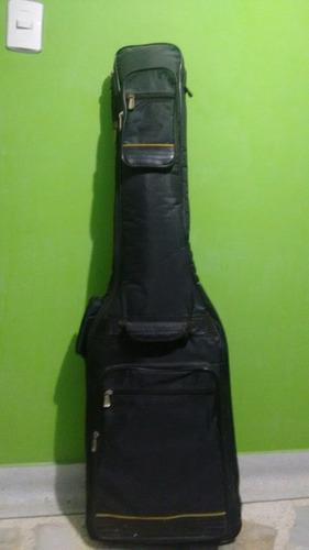 bajo electrico 5 cuerdas activo washburn xb-125b negro