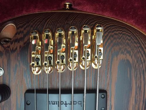 bajo electrico 6 cuerdas ibanez prestige japones sr 5006