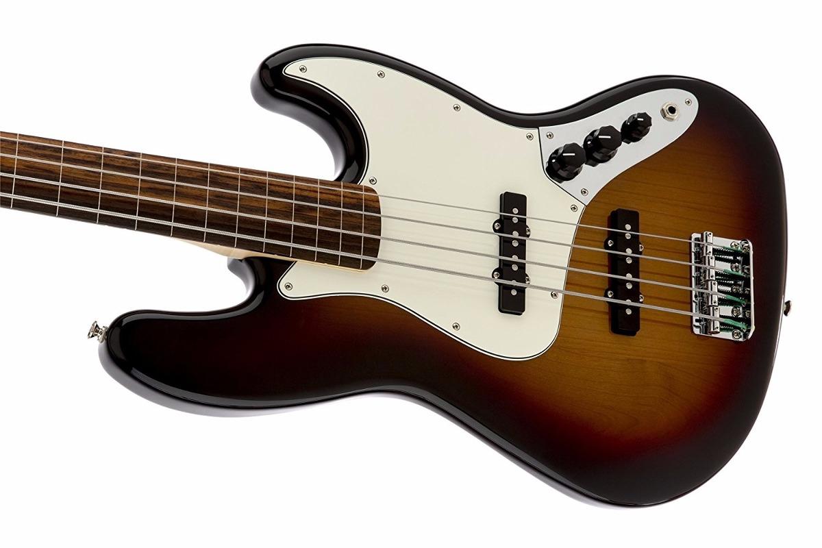 Circuito De Bajo Jazz Bass : Bajo electrico fender fretless rosewood fingerboard