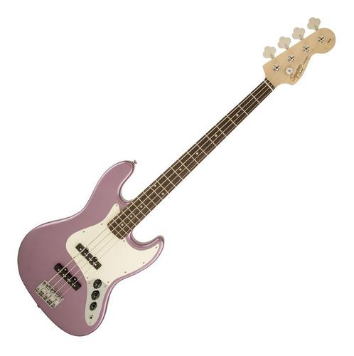 bajo electrico fender sq affinity jazz bass roswood -760566-