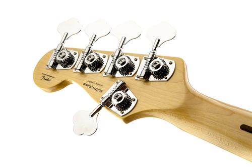 bajo electrico fender squier vm p bass 5 cuerdas