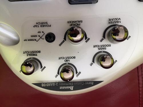 bajo eléctrico ibanez sr300e, 4 cuerdas,(pw) (envío gratis)