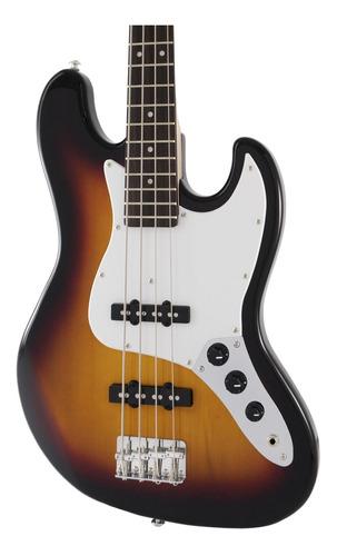 bajo electrico jazz bass sunburst alabama jb601sb