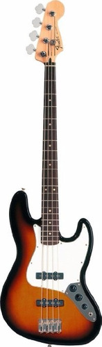 bajo fender 0146200532 standard jazz bass brown sunburst