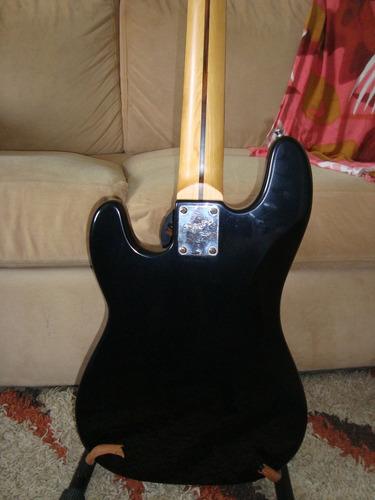 bajo guitarra fender squier precision bass - venta cambio