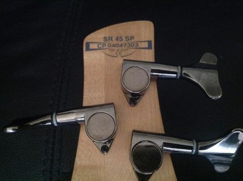 bajo ibanez sr 45 sp 5 cuerdas año 93-94