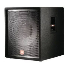 Bajo Jbl 118sp Amplificado