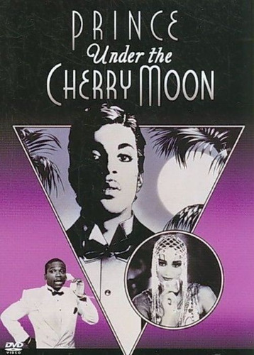 bajo la luna cereza - dvd under the cherry moon - prince