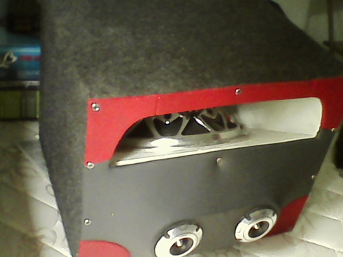 bajo lanzar 15  2000w con cajon turbo y tweet optidrive 200w