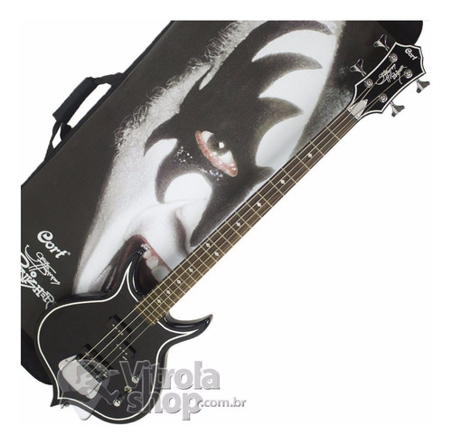 bajo legendario cort gene simmons gs punisher 2 kizz
