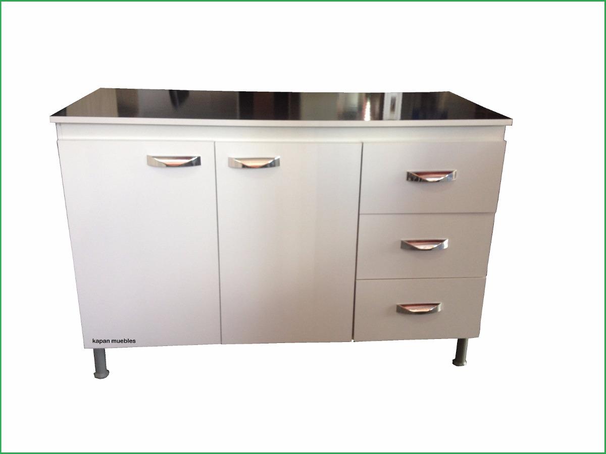 Bajo mesada con tapa alacena cocina compacta aparador for Bajo mesada lavadero