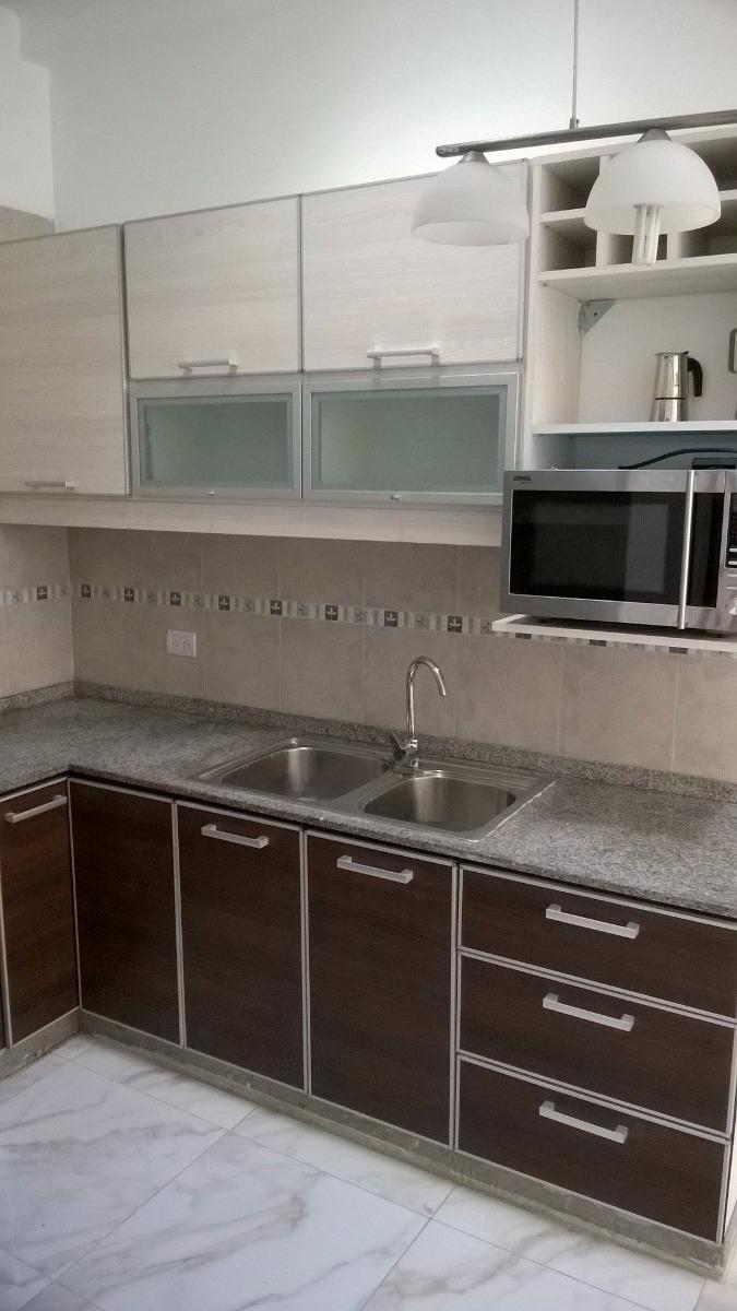 Muebles Cocina Blanco Great Mueble De Cocina Blanca Y Madera With  # Muebles Cocinas Soinco