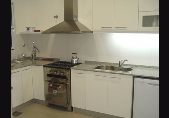 Bajo Mesada Para Cocina De 80cm Con 2 Puertas Modelo Ecco - $ 6.000 ...