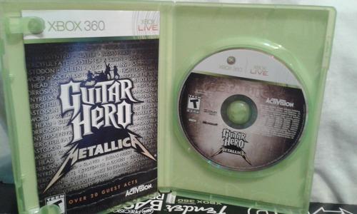 bajo para xbox 360 fender rock band y juego