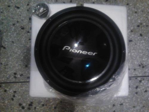 bajo pioneer tsw309d4 champion series 12 dual 4ohm 1400w