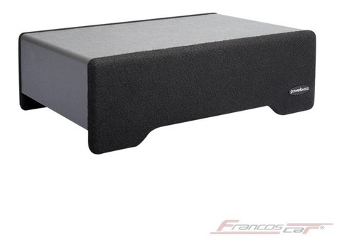 bajo plano powerbass 10 pulgadas ps-df110t 550 watts max