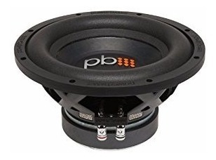 bajo powerbass s-1004 10   doble bobina 550 watts