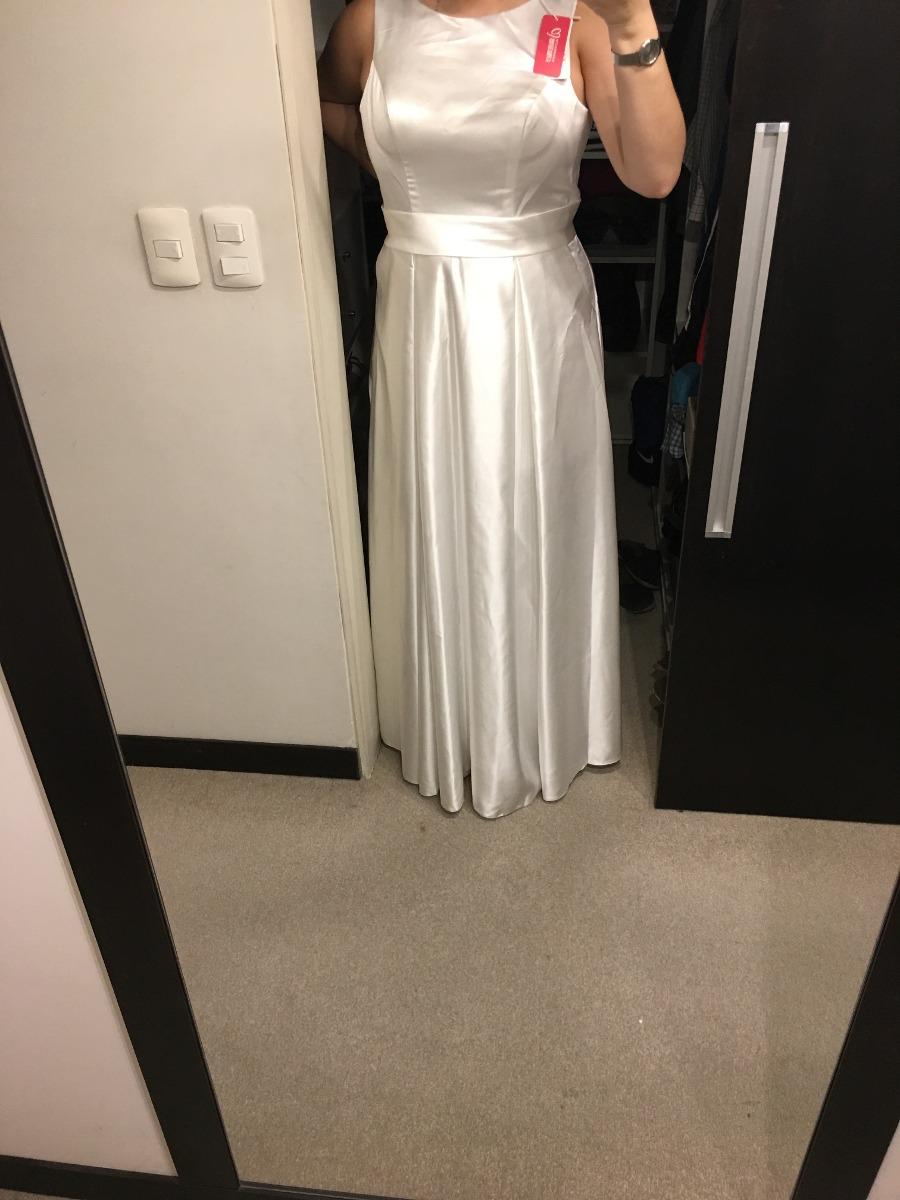 Bajo Precio! Vendo Vestido De Novia (sin Uso) Talle L/xl - $ 6.300 ...