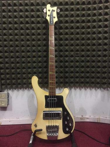 bajo rickenbacker 4001 1978