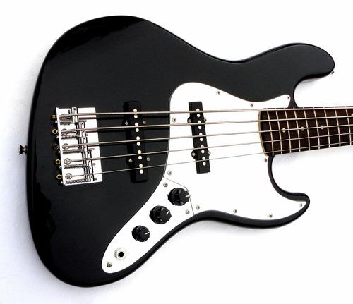 bajo squier fender afinnity j bass v 5 5 cuerdas