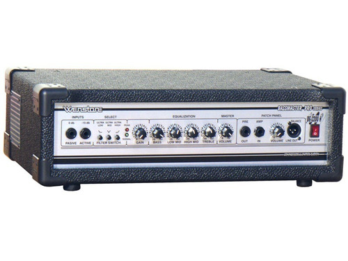 bajo wenstone amplificador