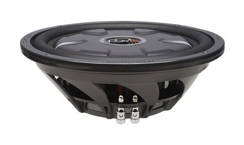 bajo woofer powerbass 12 pulgadas plano 400/800w xl-1240td