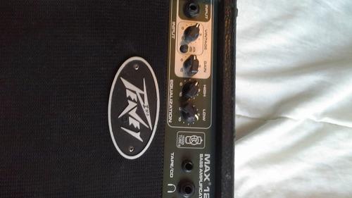 bajo yamaha + amplificador peney