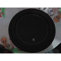 Bajos Sm Audio Doble Bobina 12 Pulgadas.