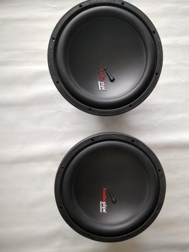 bajos audio pipe 12 pulgadas