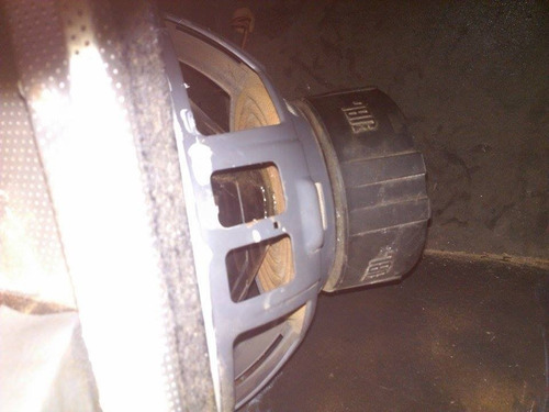 bajos jbl gt5 s12 1200 watts cajon turbo