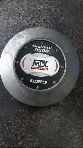 bajos mtx thunder 9500 oferta