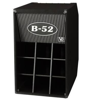 bajos pasivos b-52 lx18 v3 c/u
