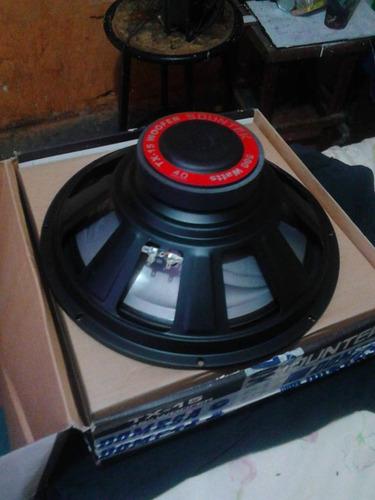 bajos tx-15 woofer sountek 500 watts