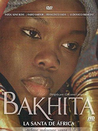 bakhita la santa de africa pelicula dvd