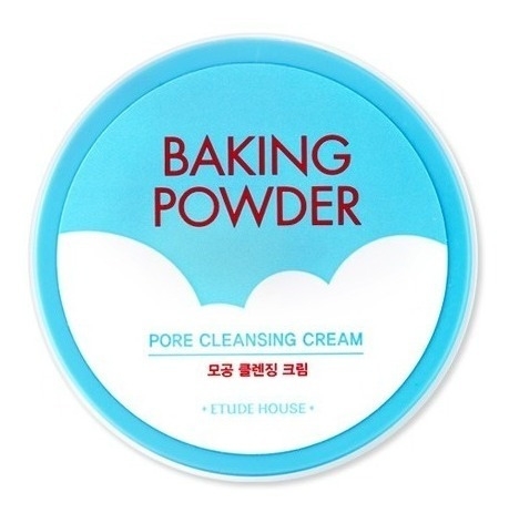 baking powder etude house cleansing cream -crema de limpieza