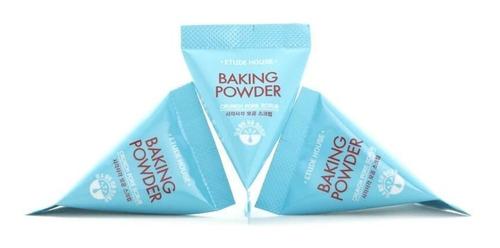 baking powder etude house crunch pore scrub x1 - exfoliante