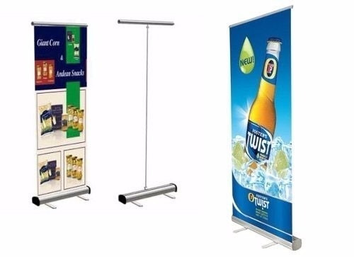 baking - vinil - banner - roll up - laminado