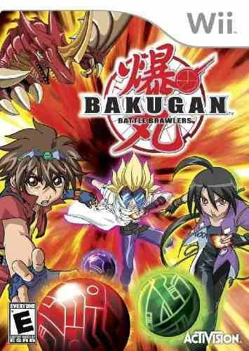 bakugan battle brawlers - nintendo wii