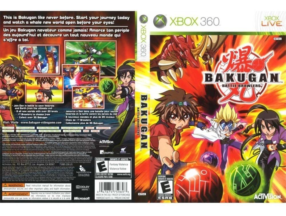 Bakugan: Battle Brawlers - Patch Xbox 360 Lt2 0 Ou Sup Izac