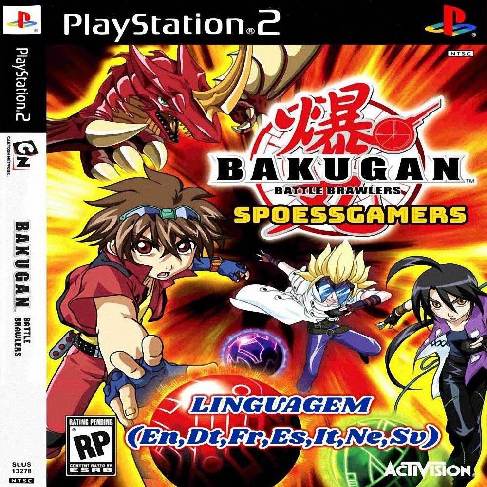 Bakugan Battle Brawlers Ps2 Patch