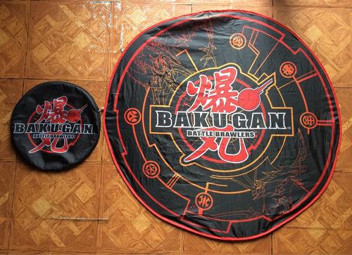 bakugan escudo con forro vinyl series bodukan