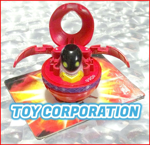 bakugan preyas ii doble angelo diablo darkus 990g/980g grand