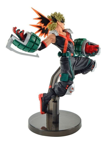 bakugou - action figure my hero academia the amazing heroes