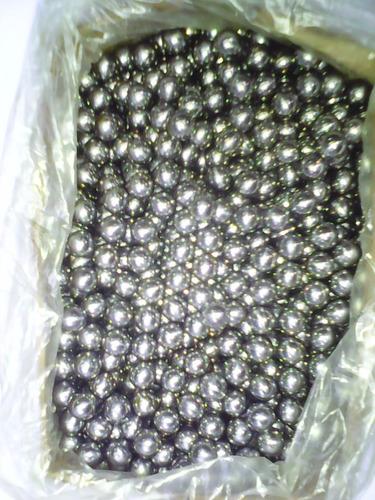bala balin bola de 1/2 pulg (50 piezas) de acero grado 1000