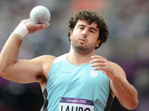 bala de lanzamiento atletismo 10 lbs (4.53kg) ¡envío gratis!