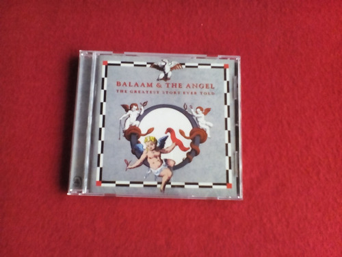 balaam and the angels cd